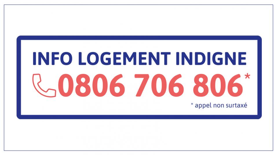 Numéro Info Logement Indigne