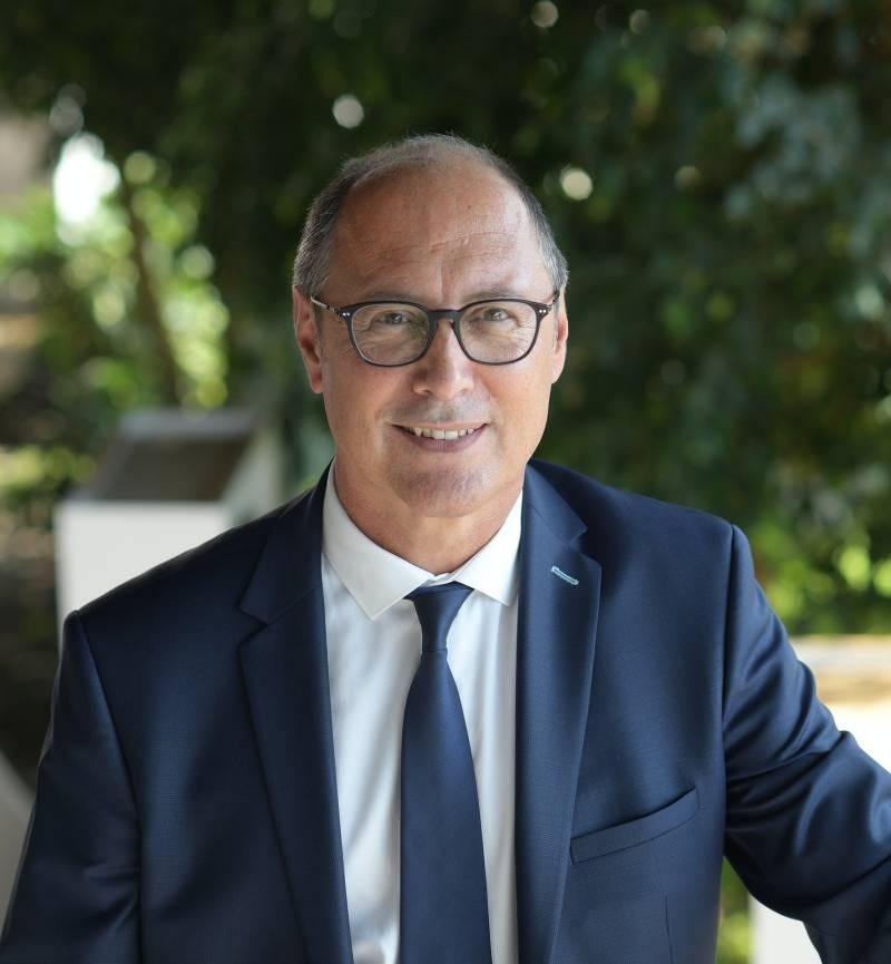 Jean Deguerry - Président de l'Ain et de haut-Bugey Agglomération