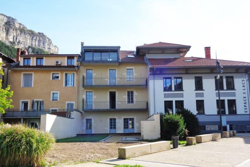 12 rue Mercier arriere - Maison de l'habitat Haut-Bugey