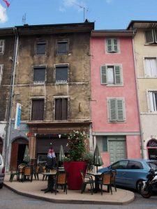 Rue du collège Nantua - Maison de l'Habitat du Haut-Bugey