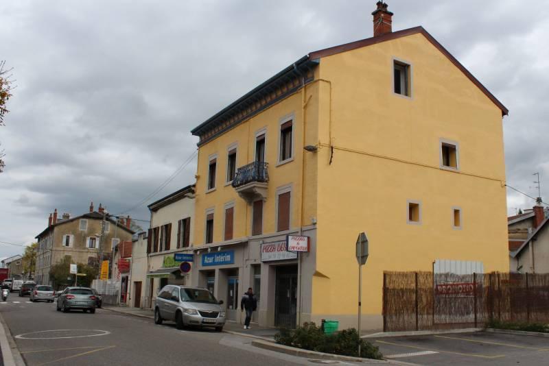 Façade Azur Interim après l'opération rénovation de façade
