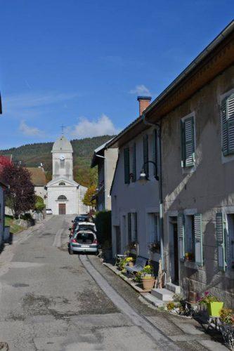 Commune de Belleydoux, Haut-Bugey, Ain - ©JFB